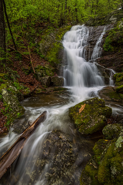 Crabtree Falls - Lower Section