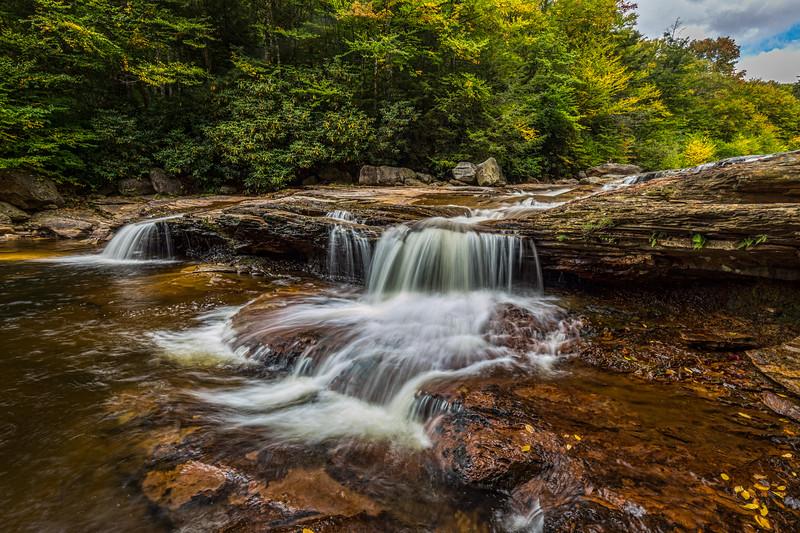 Lower Red Creek