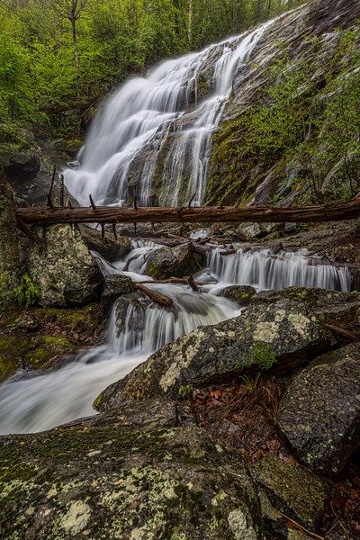 Crabtree Falls - Middle Section