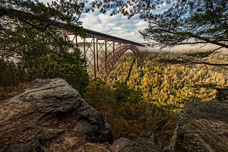 Bridge Buttress