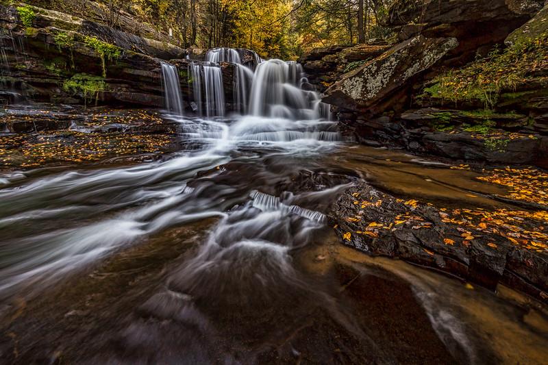Dunloup Creek