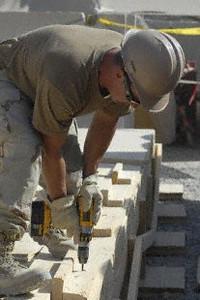 Chrisopher Lanham - SN.  U S Navy photo