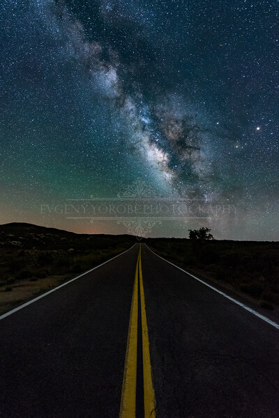 """On A Dark Mountain Highway"""