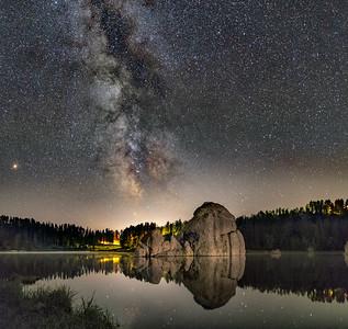 Sylvan Lake Mirror