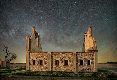 Stone Barn Ruins