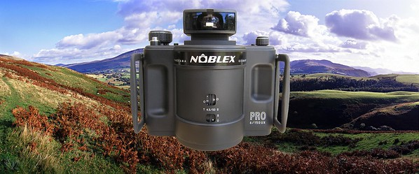 The Noblex Pro 6/150UX Camera