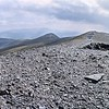 Skiddaw : the summit : retrospect of the approach