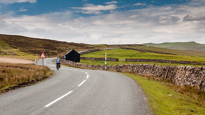 Cycling in the North Pennines