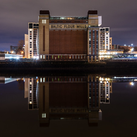 Gateshead Baltic Flour Mills