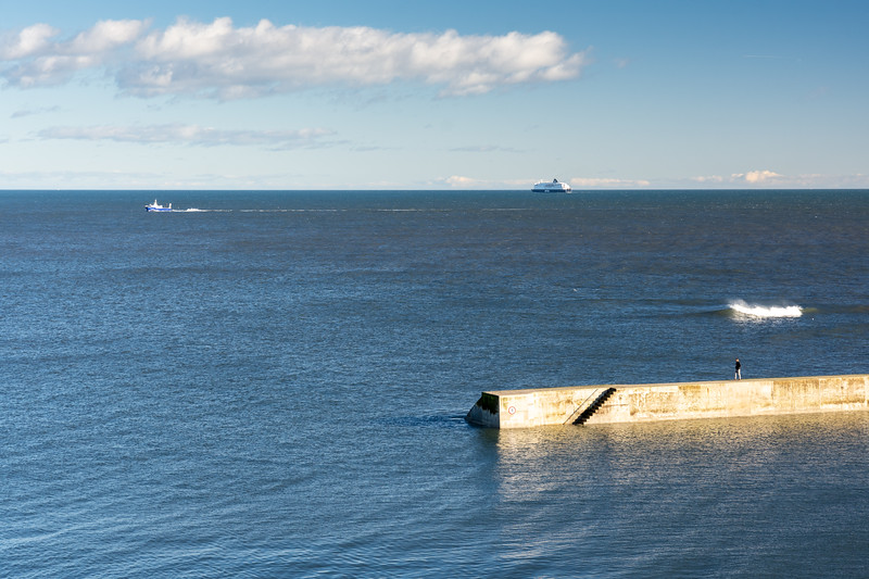 Walking at Cullerboats Bay