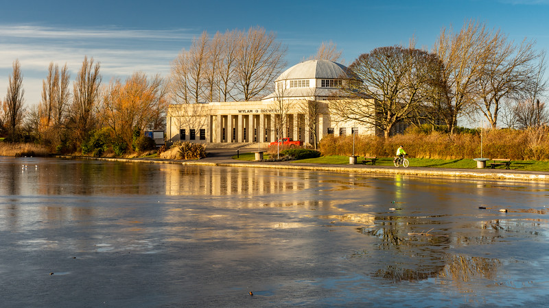 Exhibition Park in Newcastle