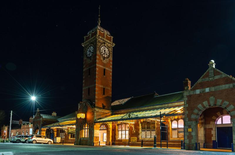 Whitley Bay Station