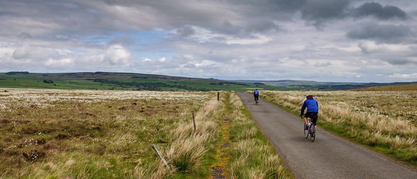 Cycling in Northumberland