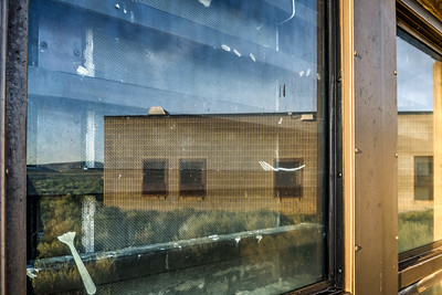 Window Study, North Facility, Wyoming State Penitentiary, Rawlins, WY.