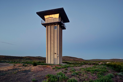 East Tower, North Facility, Wyoming State Penitentiary, Rawlins, WY