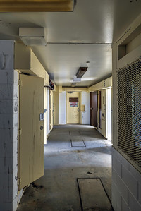 Death Row, North Facility, Wyoming State Penitentiary, Rawlins, WY.