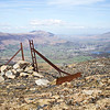 Grisedale Pike Summit : View to Blencathra and Keswick
