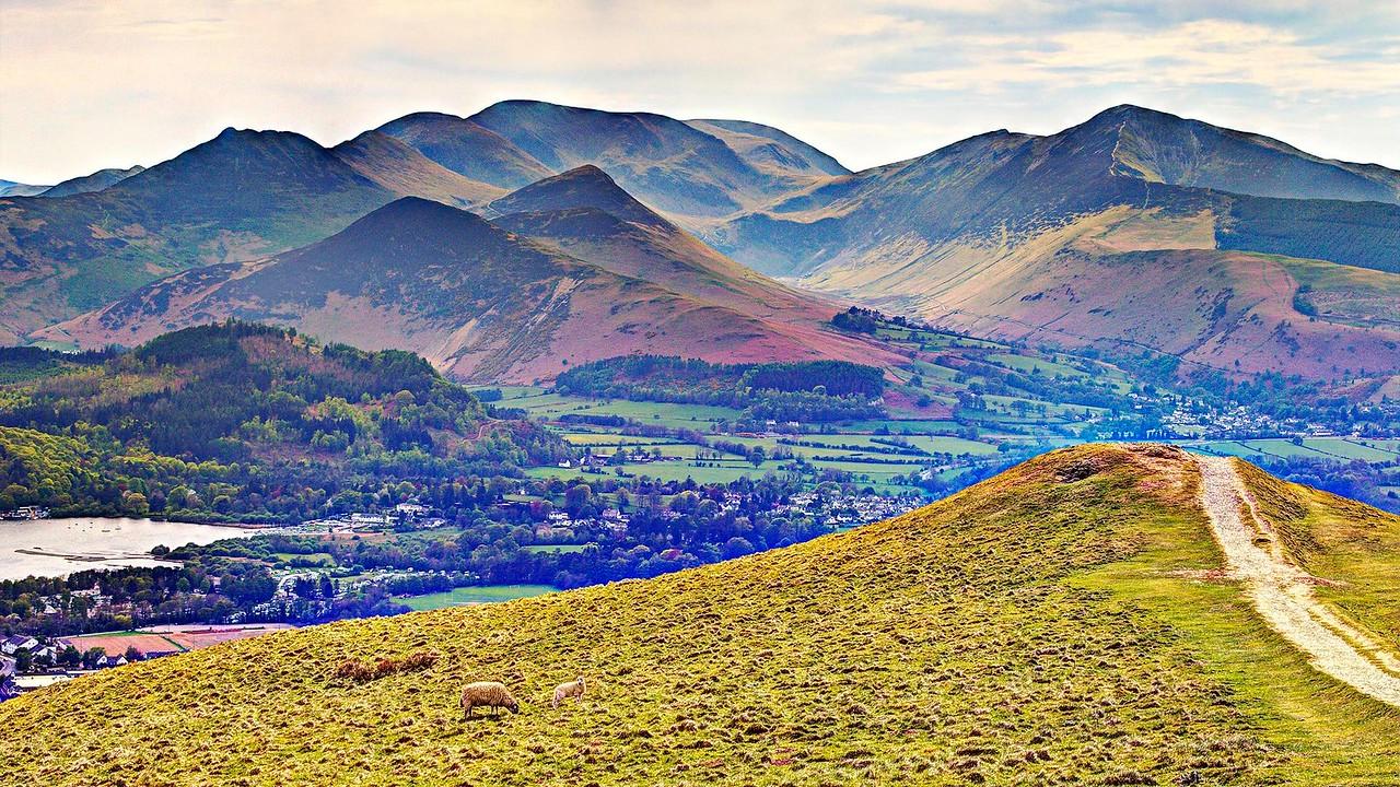 Latrigg : The North Western Fells