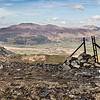Grisedale Pike Summit : View North To Skiddaw