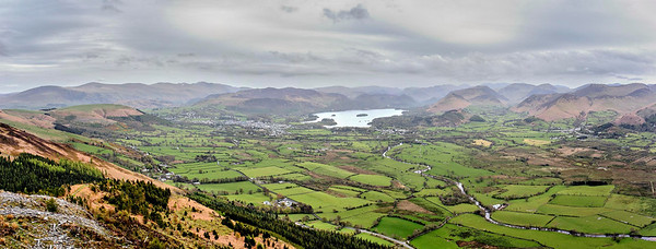 Dodd : Keswick and Derwent Water