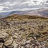 Great Calva : 180° summit  panorama