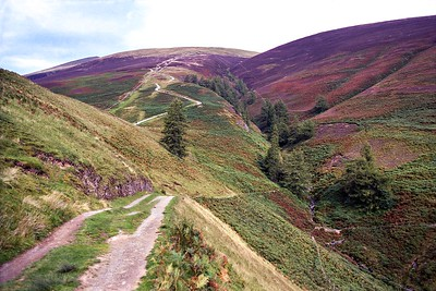 The Cumbrian Way : Jenkin Hill & The Whit Beck