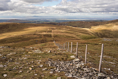 Scotland From Great Calva Summit