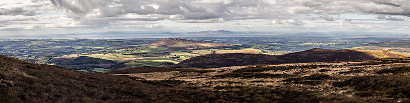 Scotland From LIttle Calva