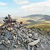 Blencathra from Skiddaw Little Man