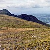 On Carl Side Col : The View Over Longside Edge To Ullock Pike