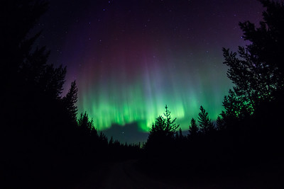 Sunset Road Geomagnetic Storm
