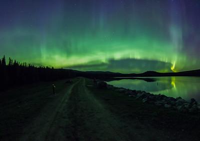 Ellis Dam- Auroral Magic