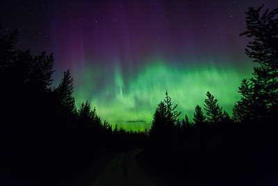 Sunset Road- Geomagnetic Storm