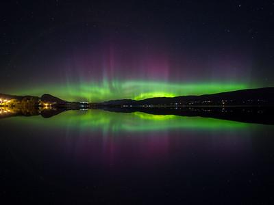 Kickininee Auroral Mirror XI