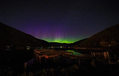 Nelson Northern Lights