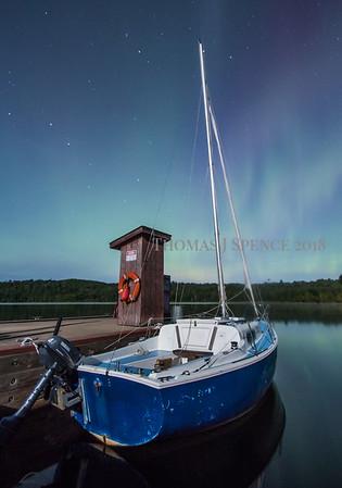 Isle Royale Northern LIghts