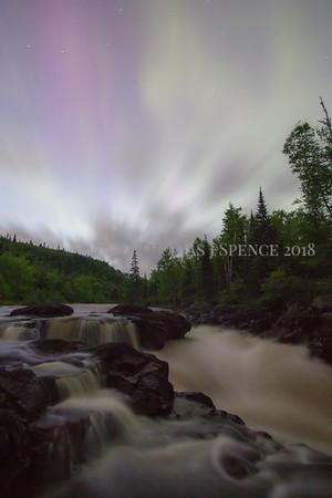 Aurora, Clouds, Temperance