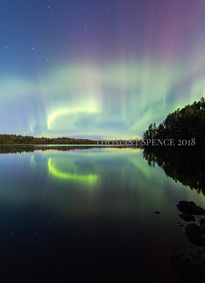 Sawbill Aurora - October 13