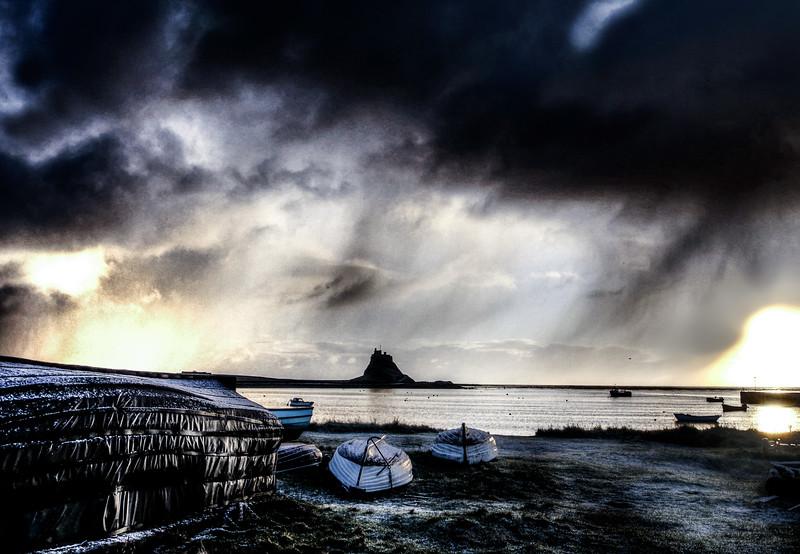Northumberland coast