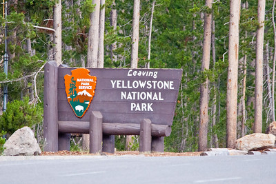 Yellowstone_West Entrance-6748