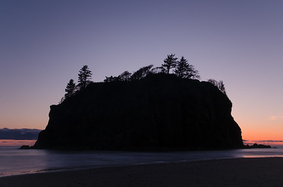 Ruby Beach Twilight