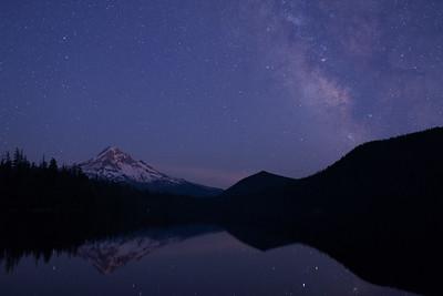 Mt. Hood Milky Way