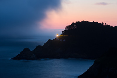 Heceta Head Twilight