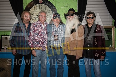 The Oak Ridge Boys Meet and Greet 2018