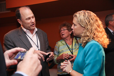 Tom Greeson & Debbie Wasserman-Schultz