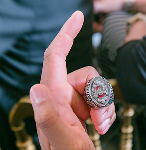 2014 National Championship ring