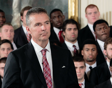 Coach Urban Meyer