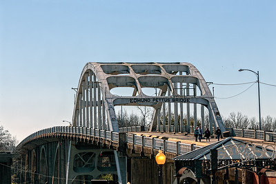 The Edmund Pettus Bridge