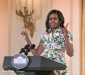 Greetings from the First Lady