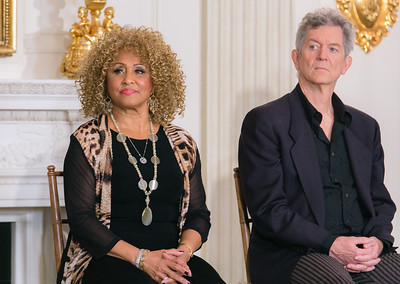 Darlene Love and Rodney Crowell